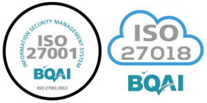 Iso 27001 and iso 27018 Certified Cloud services